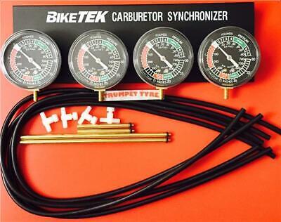 Vacuometro Carburatore Bilanciere 2 & 4 Cilindro Moto Auto Motore VGA4 comprar usado  Enviando para Brazil