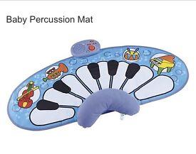 Baby music mat