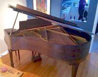 Nordheimer Baby Grand Piano