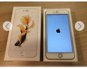 iPhone 6 gold 64gb BELL/VIRGIN MOBILE