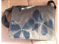 Golly Green bag for laptop