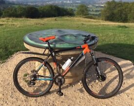 "Calibre Crag 19"" Mountain Bike"