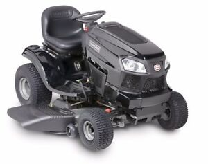 Craftsman (Made by Husqvarna) Lawn Tractor Blowout, 2 options!