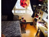 Lovely Double Room with Stunning Views - Only one stop from Bank Station