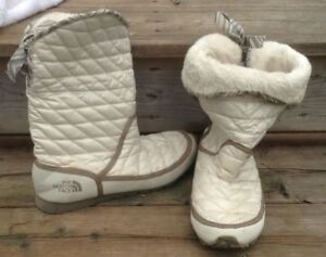 North Face Winter Boots Ladies Size 7