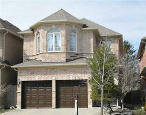 Richmond Hill Double Garage 4-Bedroom Single House for Rent