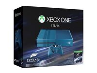 Xbox one forza horizon edition
