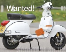 Vespa PX Wanted