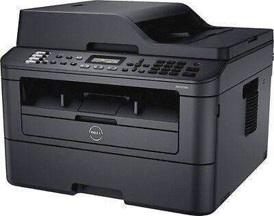 BNIB Brand New Dell E515dw Monochrome Laser Multifunction Wireless Printer
