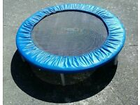 Exercise trampette / trampoline