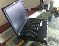 Special/Lenovo ThinkPad T400/C2D/2GB RAM très propre