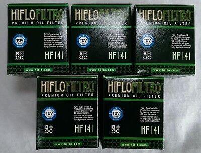 <em>YAMAHA</em> YZ450F 2003 TO 2008 HIFLOFILTRO OE QUALITY OIL FILTERS HF141