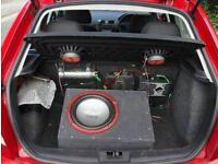 CAR STEREO AND CD,DVD PLAYER