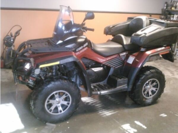 2009 Can-Am outlander 800r ltd