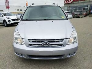 2008 Kia Sedona EX Loaded, Luxury, Memory seats, A/C