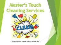 Masters Touch Cleaning Services