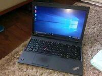 Lenovo ThinkPad L540 Laptop i3-4000m 8GB ram , 320GB hdd +Charger.