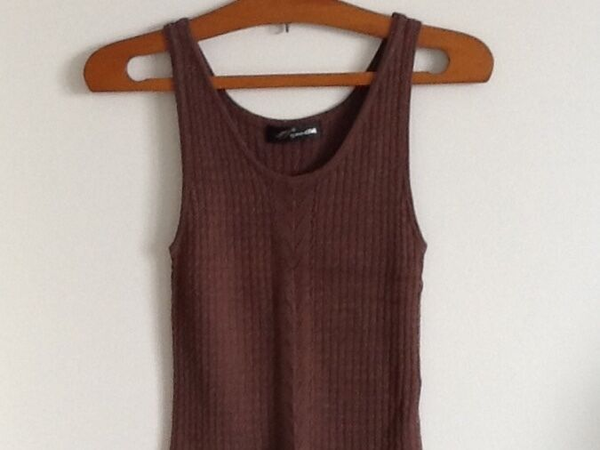 PL Knit Tank Top