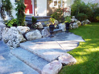 Professional Landscaper for Hire (Guelph and surrounding area)