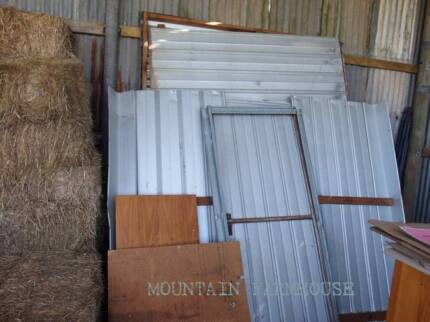 Steel Framed tool / garden shed Myponga Yankalilla Area Preview