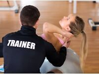 Wanted - room or unit for personal training
