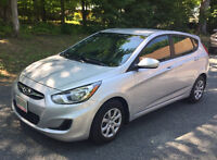 2012 Hyundai Accent GL Hatch | MINT CONDITION |