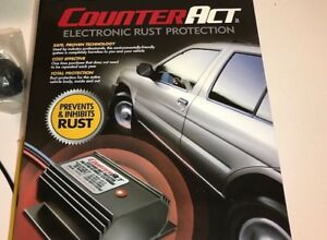 New CounterAct Electronic Rust Protection System
