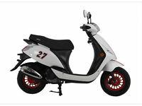 SINNIS Street 50cc 50 Moped. Learner Legal