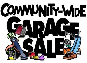 SKYWAY VILLAGE COMMUNITY HUGE GARAGE SALE