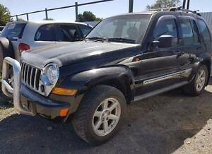 JEEP CHEROKEE KJ FOR WRECKING BLACK JEEP PART CALL NOW ******3344