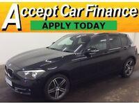 BMW 116 2.0TD Sports Hatch FROM £46 PER WEEK
