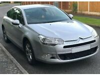 Citroen C5 2.0 Hdi Exclusive Leather Cruise Full History Great Economical Diesel Cruiser Tdi R £1750