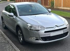 Citroen C5 2.0 Hdi Exclusive Leather Cruise Full History Great Economical TDI Diesel Cruiser REDUCED