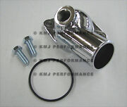 Chevy Chrome Thermostat Housing
