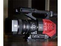 Panasonic DVX200 - 4K professional camera, mint condition in box
