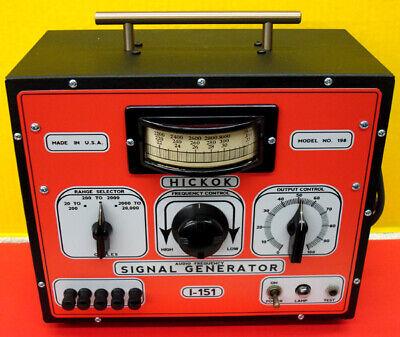 Hickok Model 198 Signal Generator - Super Nice