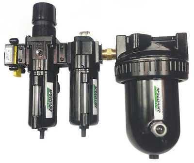 Desiccant Dryer 4 Stage 15 Cfm Speedaire 4udk5