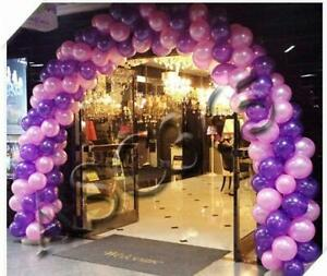 Used Balloon Arch Column Stand Frame Kit for Birthday Wedding Party Decoration(170870)