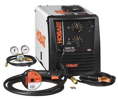 Portable Mig Welder Handler Series 240vac Hobart 500554