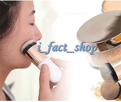 Best Kabuki Cosmetic Foundation Powder Brush Beauty Make Up Essential Gadget (Best Kabuki Brush For Powder Foundation)