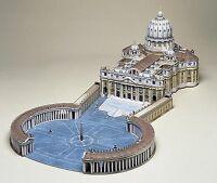 Basilica San Pietro Rom,schreiber Kit Box,1:400,nuovo,modellismo,114 Cm -  - ebay.it