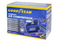 **GOOD YEAR COMPACT AIR COMPRESSOR**