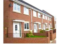 3 bed semi house SR4 to rent