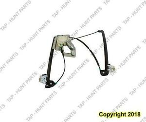Window Regulator Front Passenger Side Power Bm1351117 BMW 5-Series 1997-2003