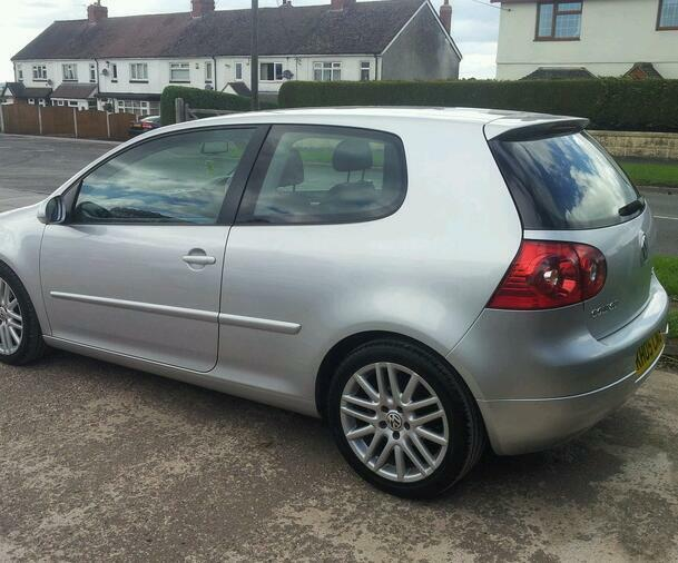 vw golf gt tdi mk5 metallic silver 3 door in endon staffordshire gumtree. Black Bedroom Furniture Sets. Home Design Ideas