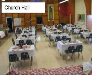 Hall Rental and Facilities