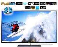 """EXCELLENT CONDITION SAMSUNG 55"""" SMART / 3D LED TV 1080P 120HZ"""