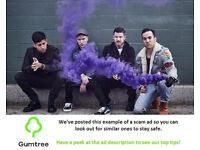 Fall Out Boy Tickets -- Read the ad description before replying!!