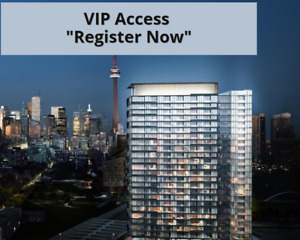 **ZEN King West Condos** in the heart of King West Village.