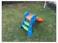 Small kids slide good condition